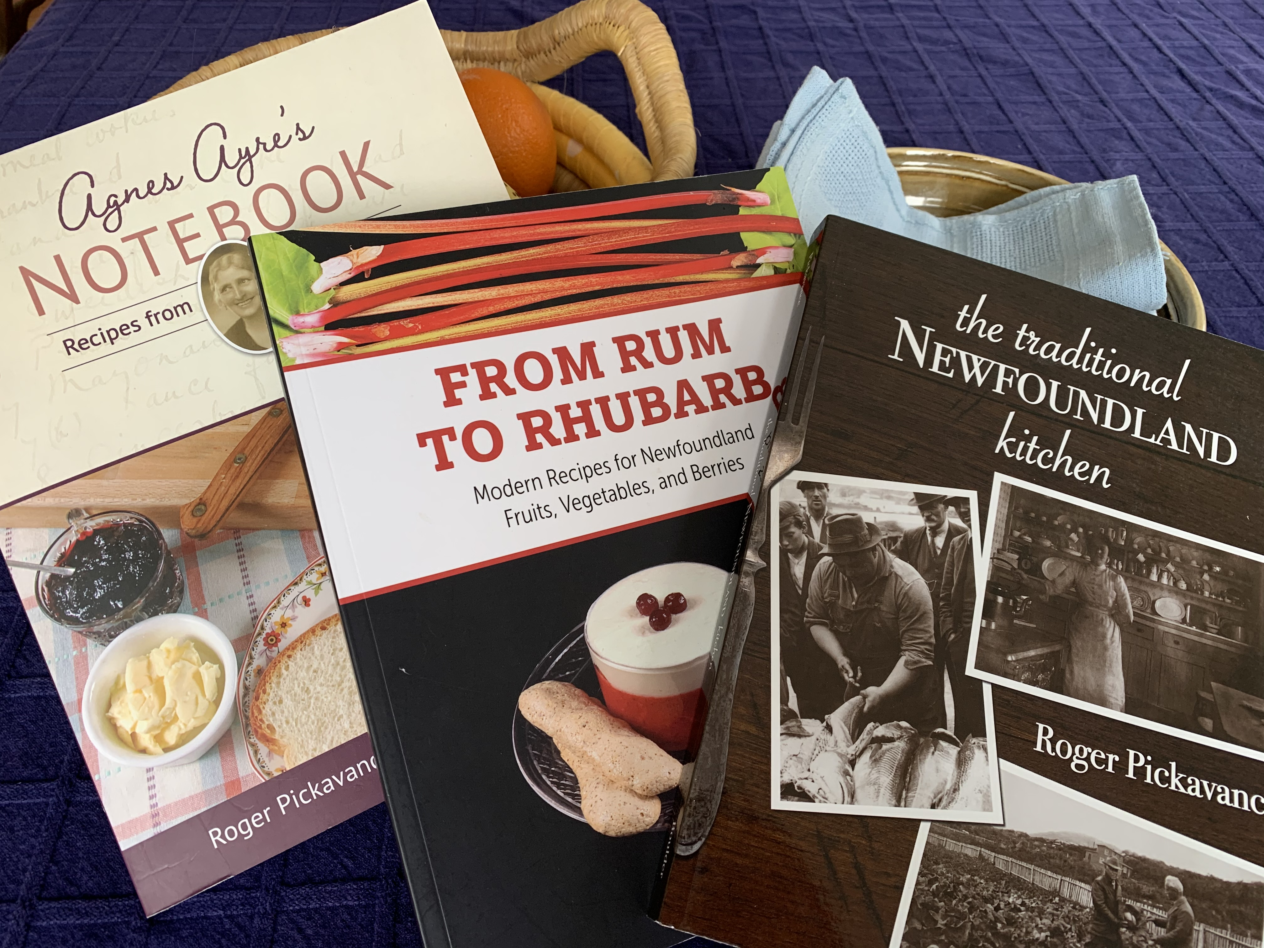 Recipe books cooking