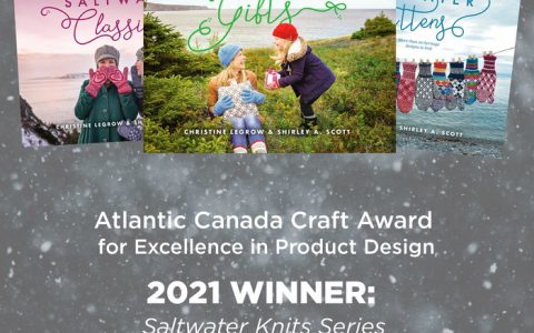 Saltwater Knitting Series Award